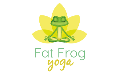 Fat Frog Yoga logo