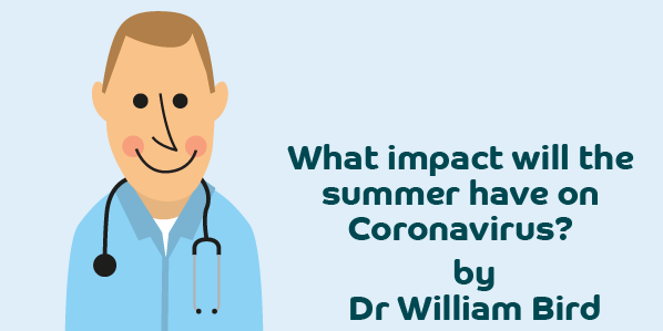 What impact will the summer have on Coronavirus? by William Bird